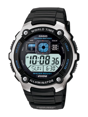 Casio watches are so cool
